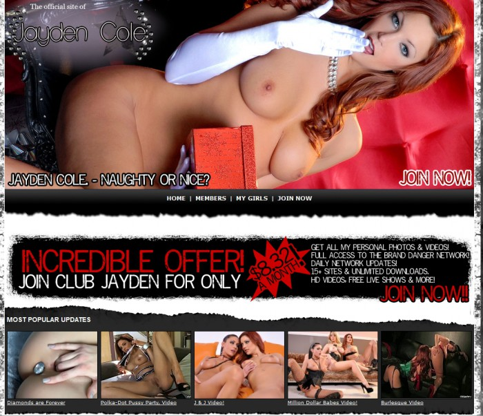 Jayden Cole Official Site